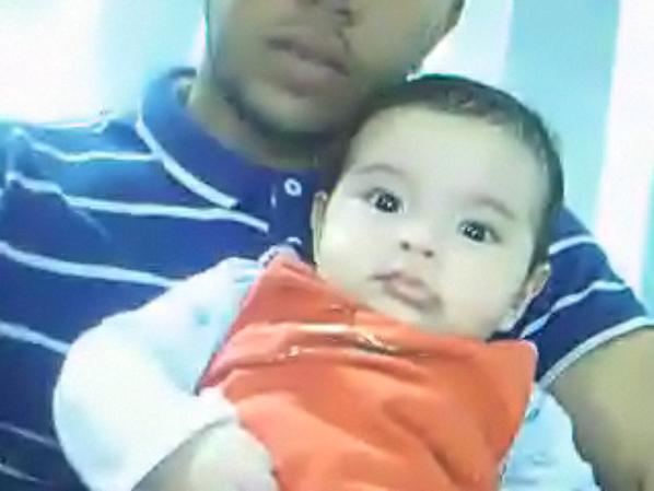 Moi et mon neveu Mohamed Taha  Yacine