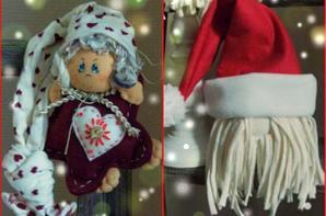 prérarons Noël