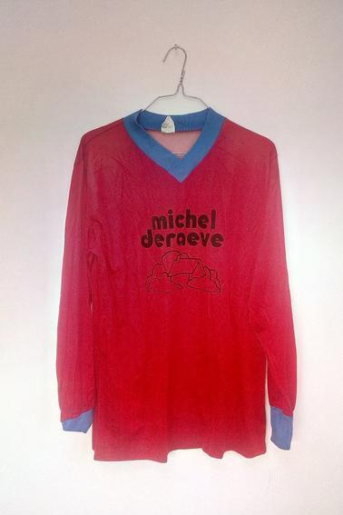 Maillot SC Amiens porté dans les années 70/80