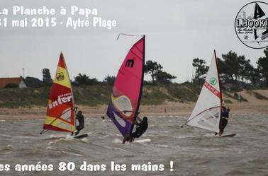La Planche à Papa, 1ére Edition.