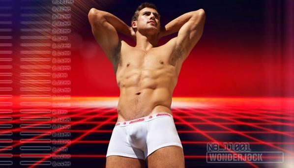 Boxer blanc !!!