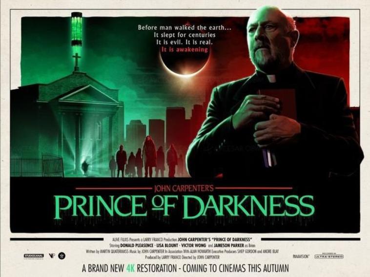 John Carpenter en Blu-ray 4K