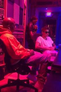 Justin avec ses fans à Miami + INSTAGRAM.