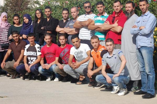 Stage d'arbitrage de la wilaya d'Alger