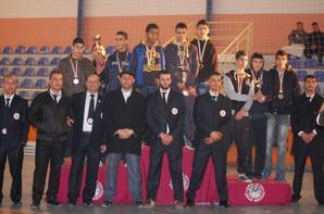 8° championnat d'alger le 20/21 decembre 2013
