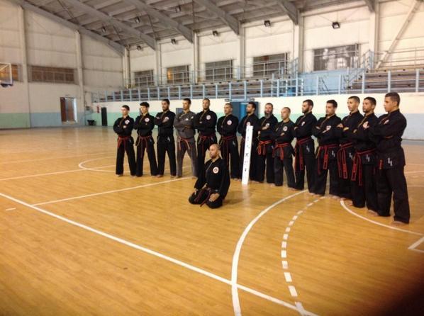 les entraineurs de QWAN KI DO d'alger