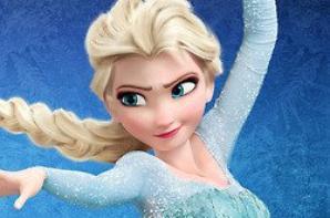 """Imagination d'un cast """"réel' pour Frozen. :)"""