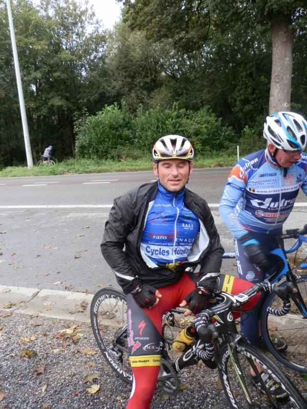 Binche-Chimay-Binche du 5 Octobre-110 participants malgré conditions météo défavorables