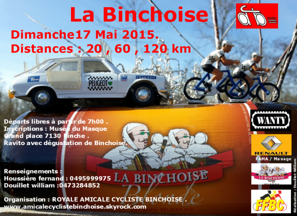 La Binchoise 2015