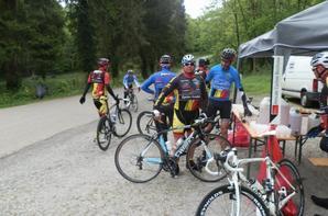 La Binchoise du 15/05/2016-Ravito à Sautin