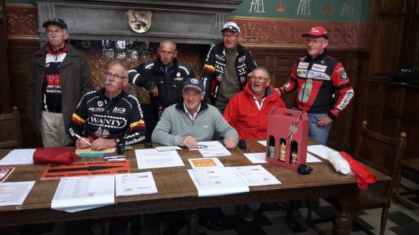Binche-Chimay-Binche Cyclos 02/10/2016 (1)