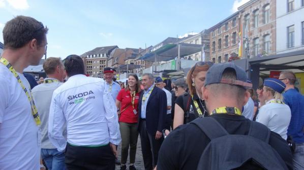 Souvenir du tour de France 2019 Binche -- Epernay (3)