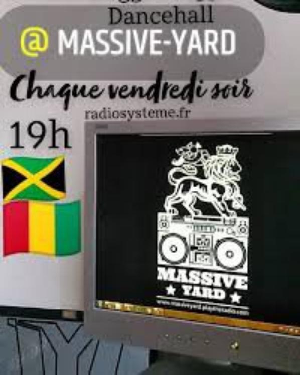 Massive Yard présente Selecta MastaHAZE sur Mixcloud