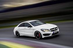 Mercedes offre 381 chevaux aux CLA et GLA 45 AMG !