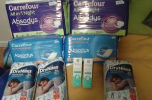 Mes Achat De Cette Aprem A Carrefour P Blog De Bann Abdl13