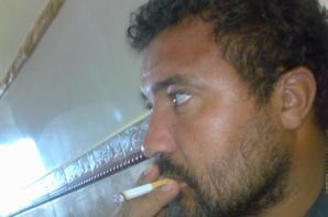 allaoua in the cafee
