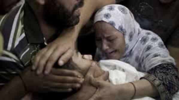 pourqui israel attack ghaza cett katastorfik