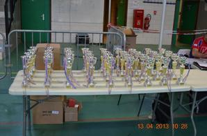 Championnat de France de Full Contact le 13/04/2013 A L'ISLE D'ABEAU (Lyon)