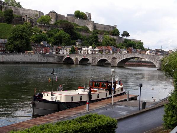 Namur  > le 16/05  Inauguration de Cap Estival   ;)