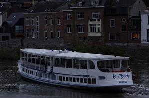 Le Mouche rejoint le Chantier naval Meuse & Sambre.