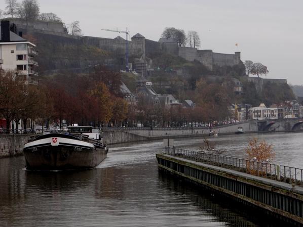 SALTO est de retour sur la Haute-Meuse pour un Lustin-Grobbendonk