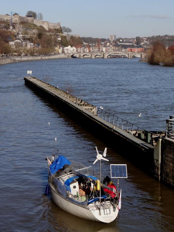 Déjà 11138t. de charbon pour Givet  &  le retour vers Gdansk du voilier SEPOLNO