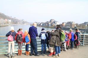 A l'initiative du Contrat Rivière Haute-Meuse, la visite du barrage-écluse de La Plante, dans le cadre des Journées Wallonnes de l'Eau   ;)