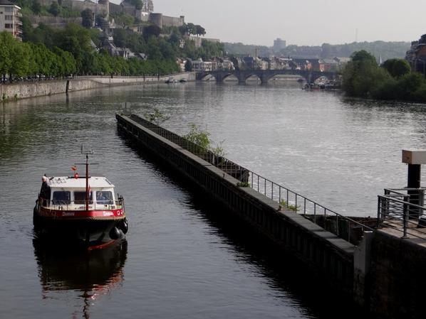 Une vingtaine pour cette dominicale à l'entrée de la Haute-Meuse...