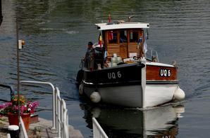Une dominicale animée avec le NAMURAID et un concert dans le parc de La Plante, mais également quelques beaux bateaux de plaisance  ;)