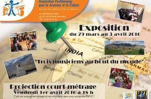 EXPO ACTIONS AU ZANSKAR (LES PAVILLONS SOUS BOIS)