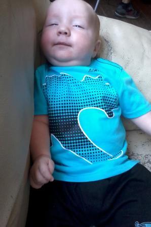 Notre fils Ismael Cristiano