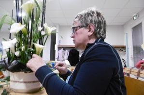art floral fêtes des mères 2019