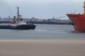 Petite balade à Dunkerque. Le Navigator Saturn