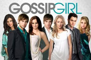 Montage sur la série Gossip Girl