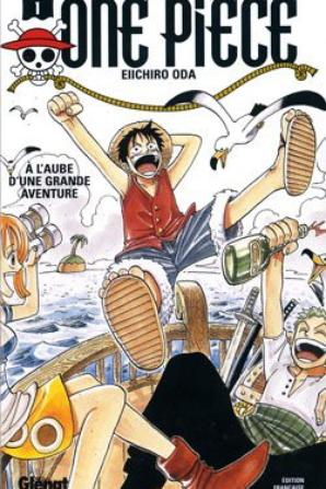 Les tomes one piece