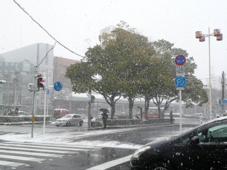 PHOTOS neige et masque