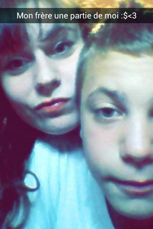 Moi et mon p'tit Frère