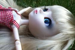 Séance photo n°1 : Dans l'herbe !