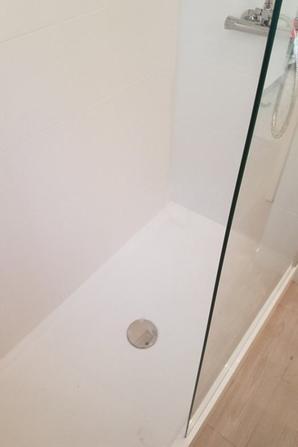 rénovation remplacement toilette normal par toilette suspendu ...