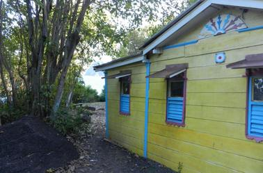 553  La Martinique: la maison du bagnard
