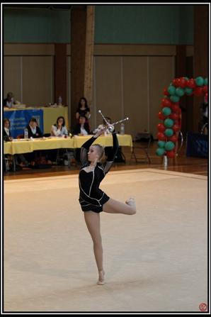 Saison individuelle 2012