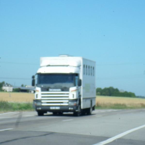kel ke photo prise sur la route