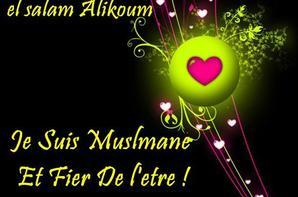 image musulmane