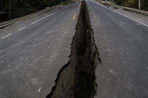 Tremblements de terre /une pensée aux victimes