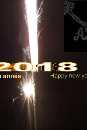 Bonne année 2018 façon A2N