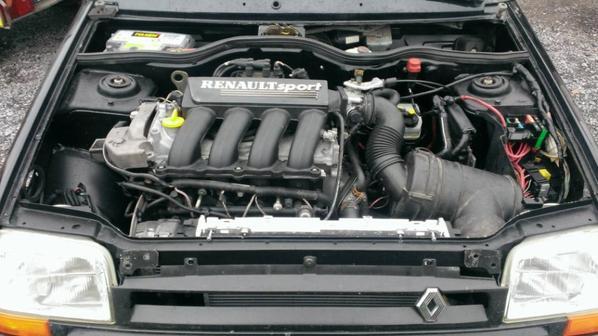 Super 5 Gt Turbo Moteur Clio 2 Rs 16v F4r Blog De Tuning83700