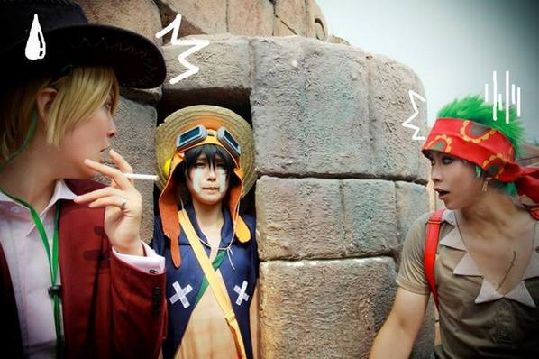 cosplay one piece