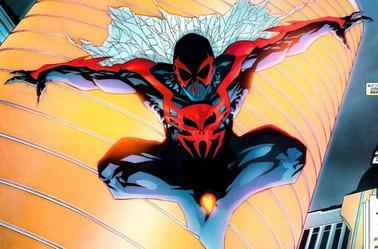 SPIDERMAN 2099 ( HERO )