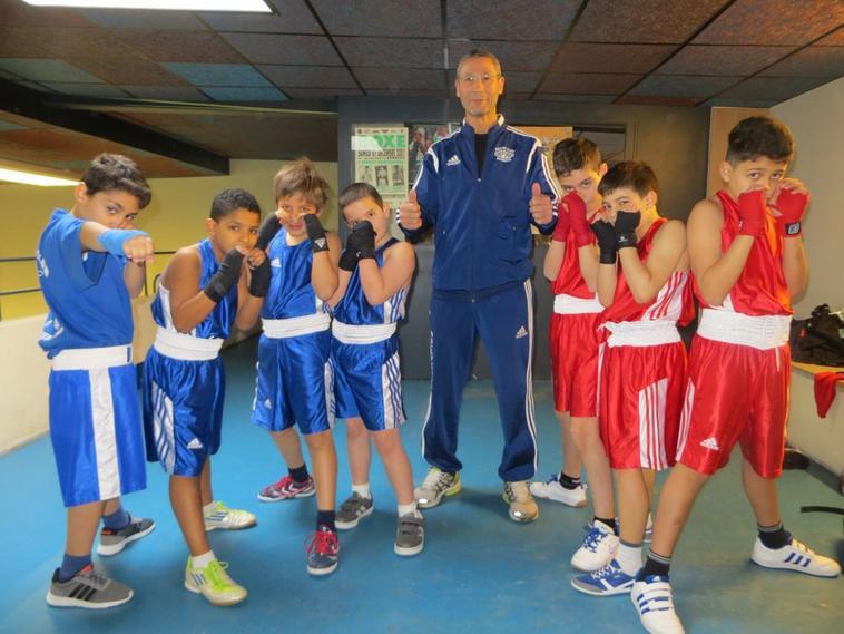 Championnat du Haut Rhin de boxe éducative
