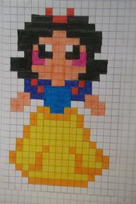 Les Princesses Blog De Passion Pixel Art